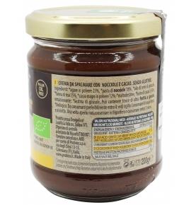 Crema de avellana y cacao Bio La Golosa, Probios (200g)  de ProBios