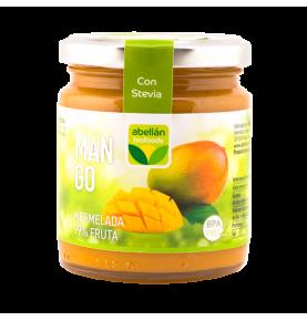 Mermelada de Mango con Stevia bio, Abellán Biofoods (235g)  de Abellán Biofoods