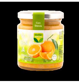 Mermelada de Naranja con Stevia bio, Abellán Biofoods (235g)  de Abellán Biofoods