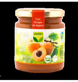 Mermelada de Albaricoque con Sirope de agave bio, Abellán Biofoods (265g)  de Abellán Biofoods
