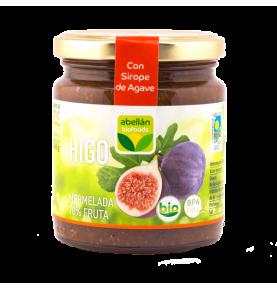Mermelada de Higo con Sirope de agave bio, Abellán Biofoods (265g)  de Abellán Biofoods