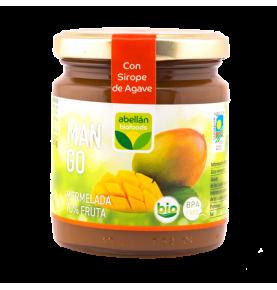 Mermelada de Mango con Sirope de agave bio, Abellán Biofoods (265g)  de Abellán Biofoods