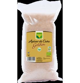 Azúcar de Caña Golden bio, Abellán Biofoods (1kg)  de Abellán Biofoods