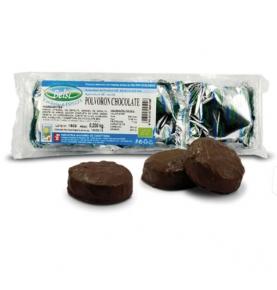Polvorón de espelta y chocolate bio, Belsi (150g)  de Belsi