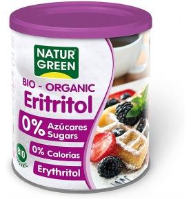 Eritritol bio, NaturGreen (500g)  de NaturGreen