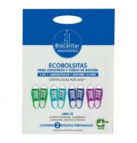 Ecobolsitas Zapateros y Cubos de Basura, Biocenter ( 2x10g)  de Biocenter