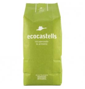 Arroz Marisma Integral del Delta del Ebro Bio, Ecocastells (1kg)  de Ecocastells
