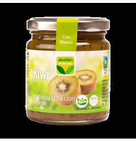 Mermelada de kiwi con Sirope de agave bio, Abellán Biofoods (265g)  de Abellán Biofoods