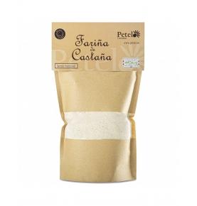 Harina de Castañas, Petelo (350g)