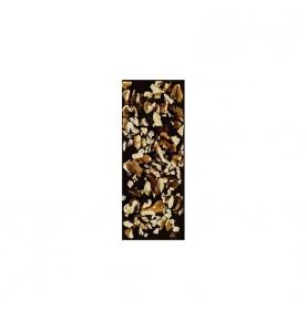 Chocolate Negro 74% Cacao con Nueces bio, Sabor Andaluz (100g)  de Chocolates La Virgitana - Sabor Andaluz