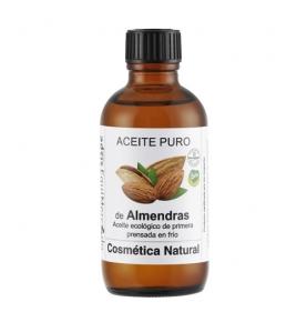 Aceite puro de almendras primera presión bio, Equimercado (100ml)  de EquiMercado