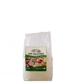 Mezcla de harinas intensa sin gluten bio, Rincón del Segura (1kg)  de Rincón del Segura