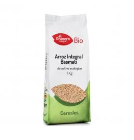 Arroz integral basmati Bio, El Granero Integral (1kg)  de El Granero Integral
