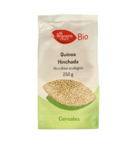 Quinoa hinchada bio, El Granero Integral (250g)  de El Granero Integral