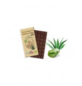 Chocolate Negro 73% agave Eco, Sole (100g)  de Chocolates Solé