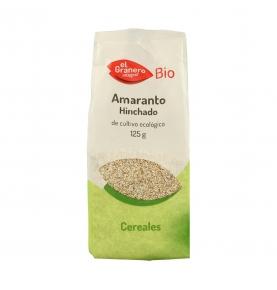 Amaranto hinchado Bio, El Granero Integral (125g)  de El Granero Integral