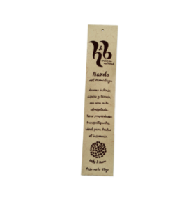Incienso de Nardo del Himalaya, H&B Incense (15g)  de H&B Incense