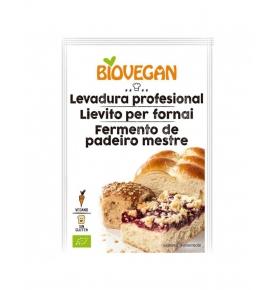 Levadura para Pan Bio, Biovegan (7g)  de Biovegan