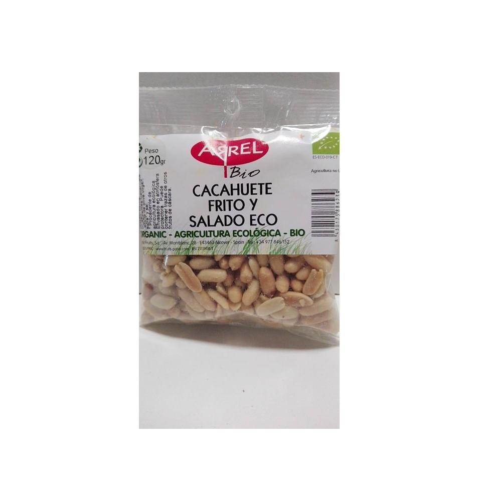 Cacahuete Repelado Salado Eco (120 g)  de Paño