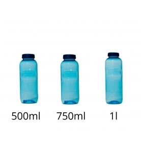 Botellas reutilizables de Tritan, Kavodrink (500 ml , 750 ml y 1l)  de