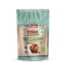 Chips de Chocolate Ideal Hornear Bio, Torras (200g)  de