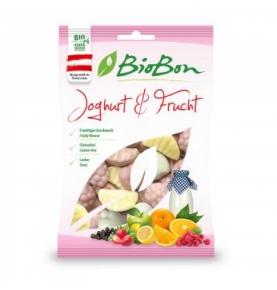 Caramelos de goma sabor yogur y fruta Bio, Biobon (100g)  de BIOBON