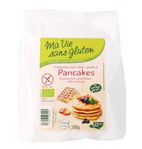 Mezcla para tortitas,gofres y crepes sin gluten bio, Ma Vie Sans Gluten (300g)  de