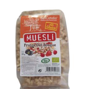 Muesli frutos del bosque S/gluten Bio, Enbio (375g)  de Gumendi