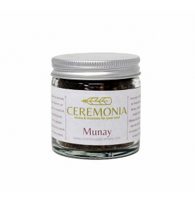 Resina Munay, Ceremonia Incenses (30g)  de Ceremonia Incenses