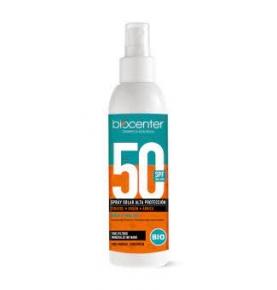Crema Solar Spray SPF 50 Bio, Biocenter (150ml)  de Biocenter