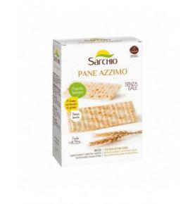 Pan azimo sin levadura Bio, Sarchio (160 g)  de Sarchio