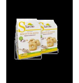 Galletas de avena Bio Sarchio (250 g)  de Sarchio
