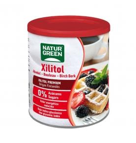 Xilitol Azúcar de Abedul, Naturgreen (500g)  de NaturGreen