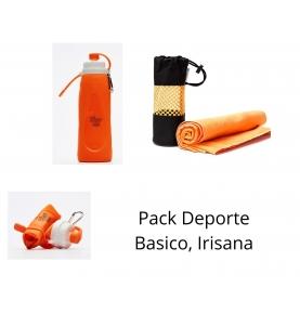 Pack Deporte Basico, Irisana  de IRISANA S.A