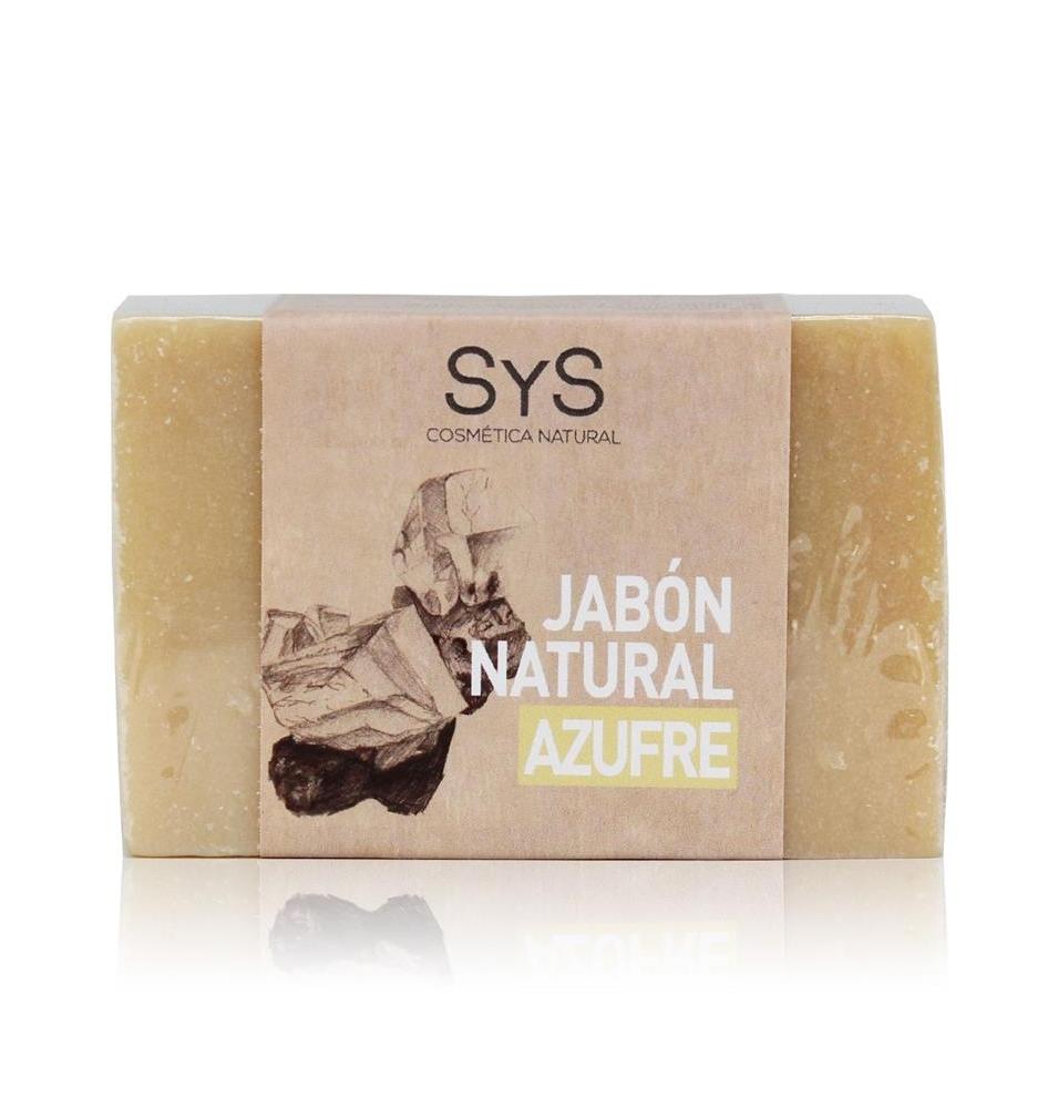 Jabón Natural de Azufre, Laboratorio SYS (100g)  de Laboratorio SyS