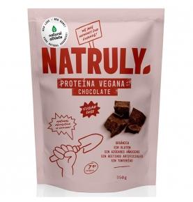 Proteína vegana sabor chocolate Bio, Natruly (350g)  de Natruly