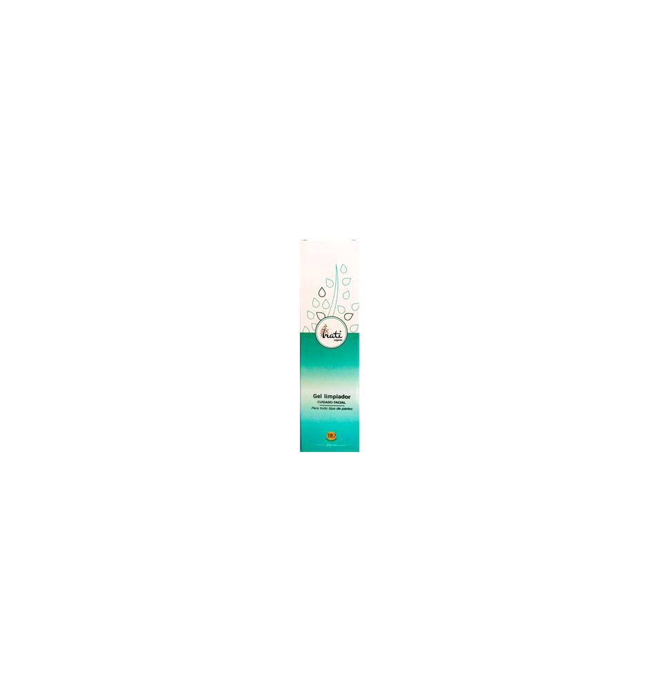 Gel limpiador facial bio, Irati (200ml)  de Josenea