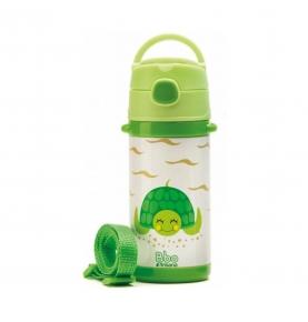 Botella infantil termo de acero inoxidable, Bbo Irisana (320ml)  de IRISANA S.A
