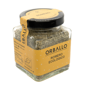 Romero ecológico, Orballo (30g)  de Orballo