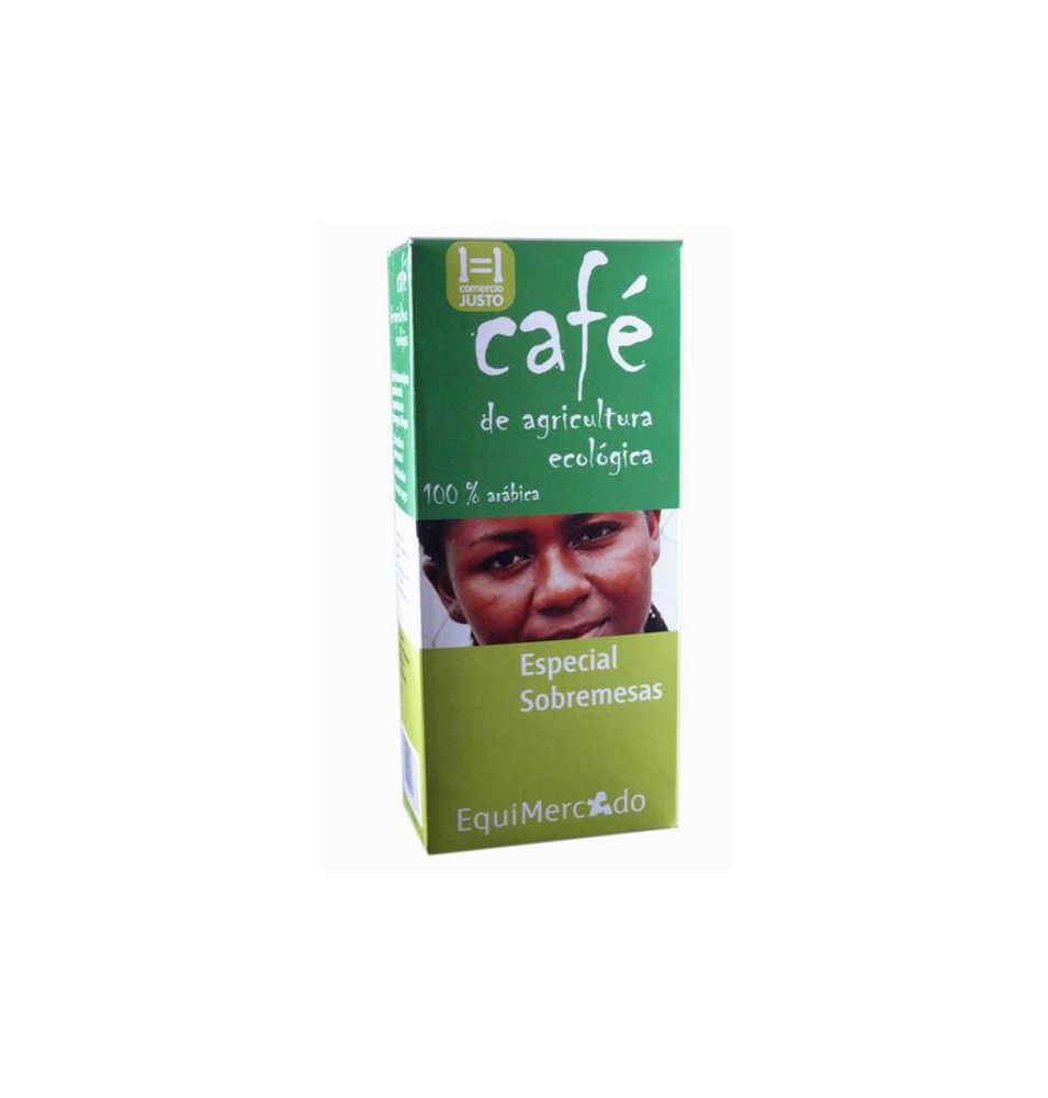 Café sobremesas Bio, Equimercado (250g)  de EquiMercado