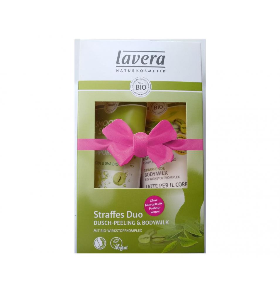 Pack cuidado corporal reafirmante, Lavera (2x200ml)  de LAVERA Naturkosmetik