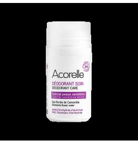 Desodorante roll on piel sensible bio, Acorelle (50ml)  de Acorelle