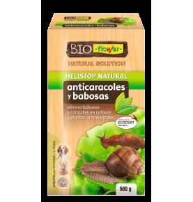 Helistop Anticaracoles y babosas bio, Flower (500g)  de FLOWER