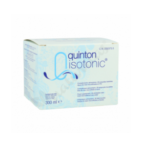 Ampollas agua de mar Quinton Isotonic 30 AB  de Laboratoires Quinton International, S.L.
