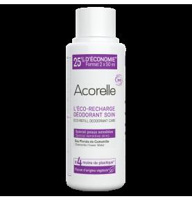 Recarga Desodorante roll on piel sensible bio, Acorelle (100ml)  de Acorelle