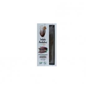 Chocolate Negro 74% Cacao bio, Sabor Andaluz (100g)  de Chocolates La Virgitana - Sabor Andaluz