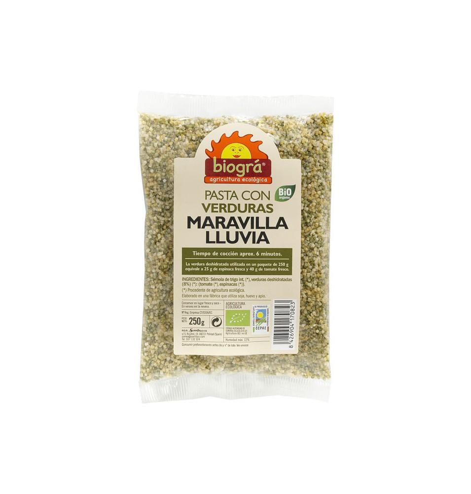 Sopa Maravilla con verdura Bio, Biogra (250g)  de Biográ
