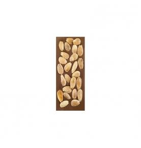 Chocolate con leche y almendras bio, Sabor Andaluz (100g)  de Chocolates La Virgitana - Sabor Andaluz