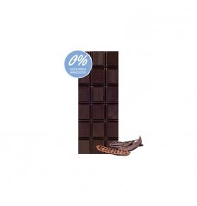 Tableta de Algarroba sin azúcar bio, Sabor Andaluz (100g)  de Chocolates La Virgitana - Sabor Andaluz