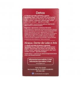 Infusión Detox Bio, Yogi Tea (17bolsas)  de YOGI TEA®
